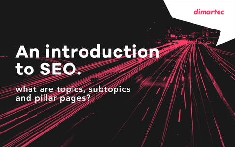 An introduction to SEO.