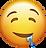 Drooling Emoji [Download iPhone Emojis].