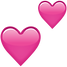 Two Pink Hearts Emoji.png