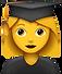 Graduated Woman Emoji.png