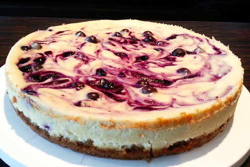 Lemon Blueberry Cheesecake 8 inch