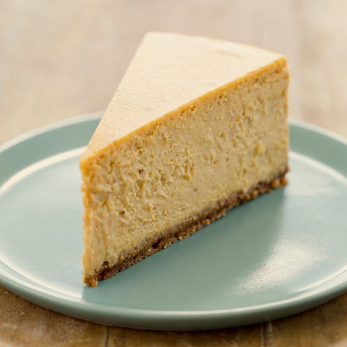 Pumpkin Cheesecake 8""