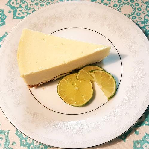 Key Lime 8 inch Cheesecake