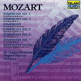 Classical Music - Wolfgang Amadeus Mozart