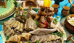 Yakut cuisine, 雅庫特美食,