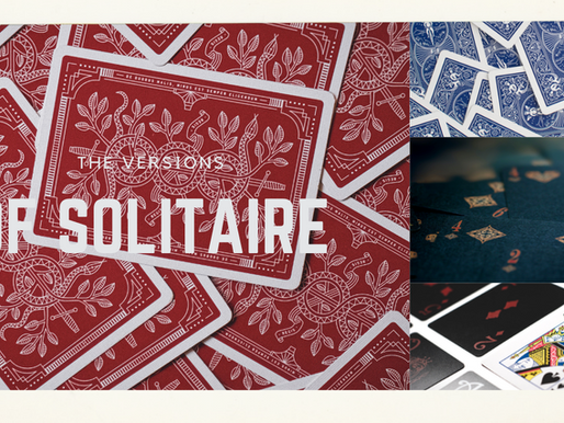 How Many Different Versions of Solitaire Are There