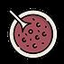 pictograma sopa de frijoles