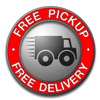 Free Collection & Delivery Within The Grimsby Cleethorpes Area