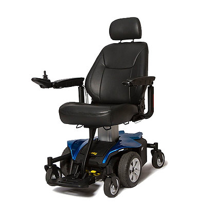 Jazzy Air from Pride Mobility