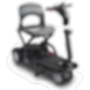 Pride Quest Mobility Motability Folding Travel Scooter Cleethorpes Grimsby Eden Rightcare