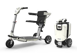 Atto folding scooter Cleethorps Mobiity Motability Centre Eden Rightcare Grimsby