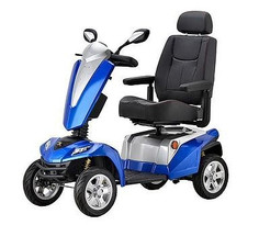 Kymco Maxer In Blue