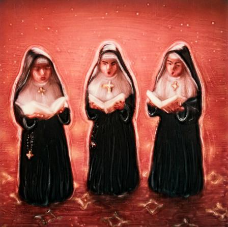 THREE SINGING NUNS