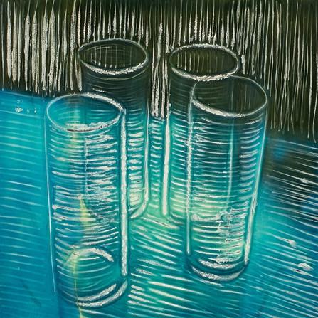 FOUR GLASSES
