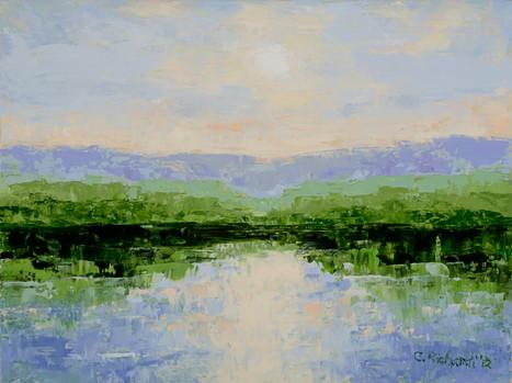 Reflections at Bayfront, 2012