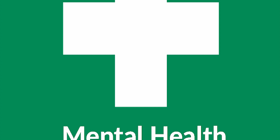 Mental Health First Aid (15 CEUs) Two Day Online Training