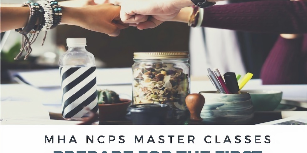 National Certified Peer Specialist Master Class