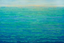 Blue Green Sea, 2017