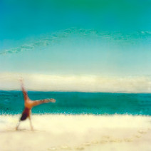 BEACH CARWHEEL
