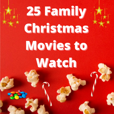 25 Family Christmas Movies to Watch