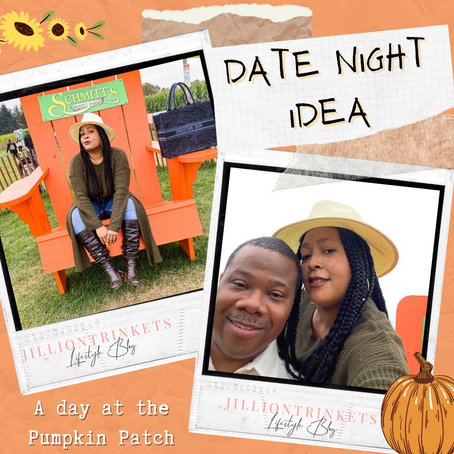 Date Night Idea:A day at the Pumpkin Patch