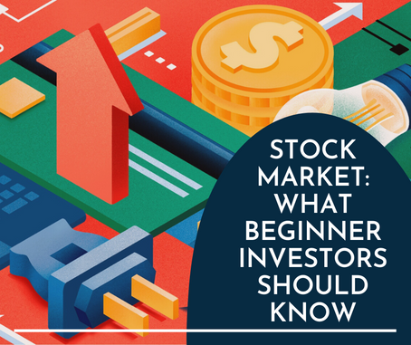 Stock Market: What Beginner Investors Should Know