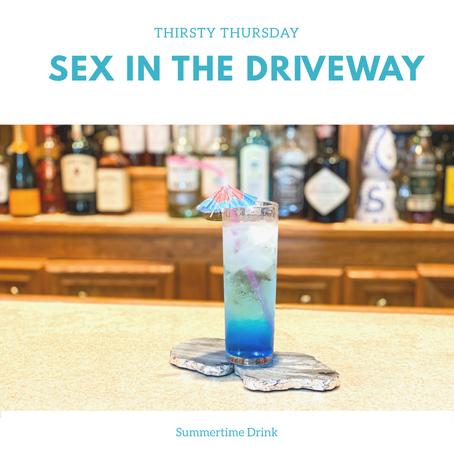 Sex in the Driveway Drink Recipe