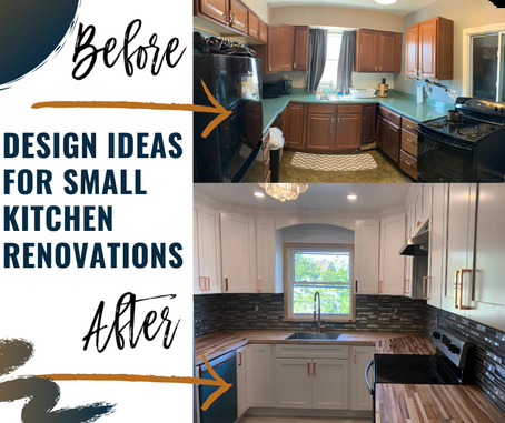 BEFORE AND AFTER:  STUNNING KITCHEN TRANSFORMATIONS