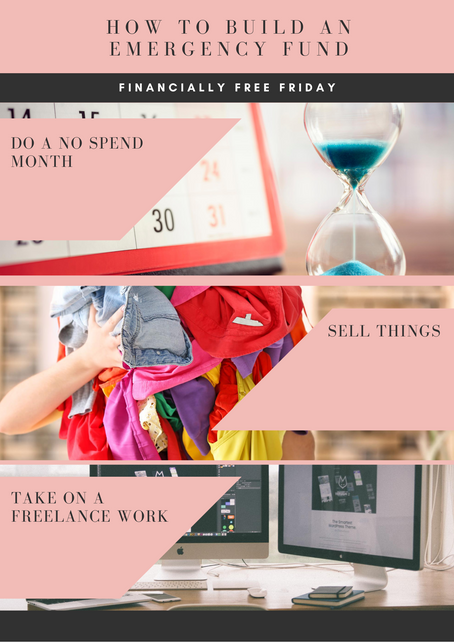 8 Tips for Doing A No-Spend Month