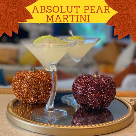 Absolut Pear Martini