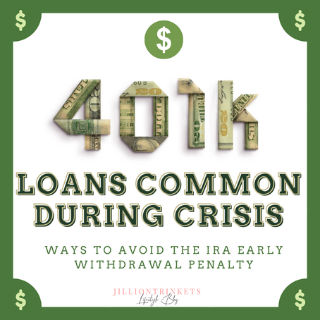 401(k) loans common during crisis