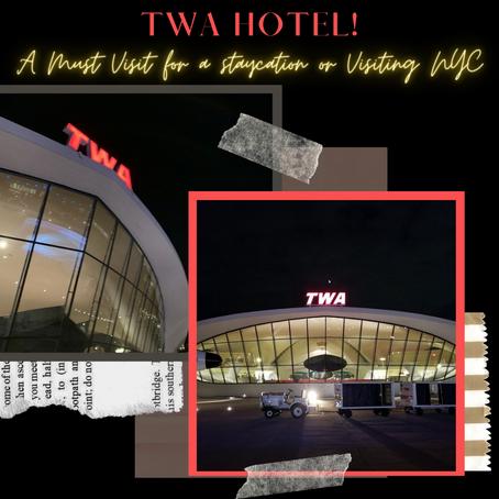 TWA Hotel!