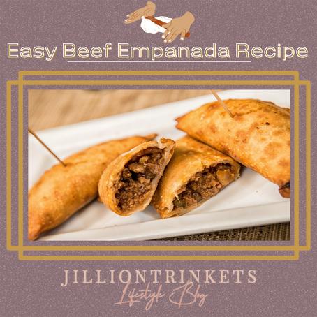 Easy Beef Empanada Recipe