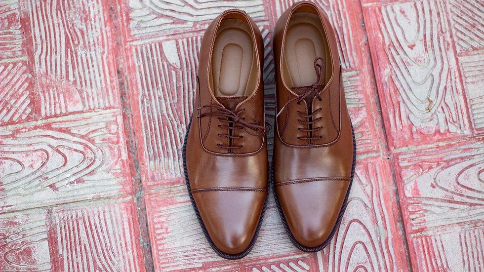 Brown Classic Oxford