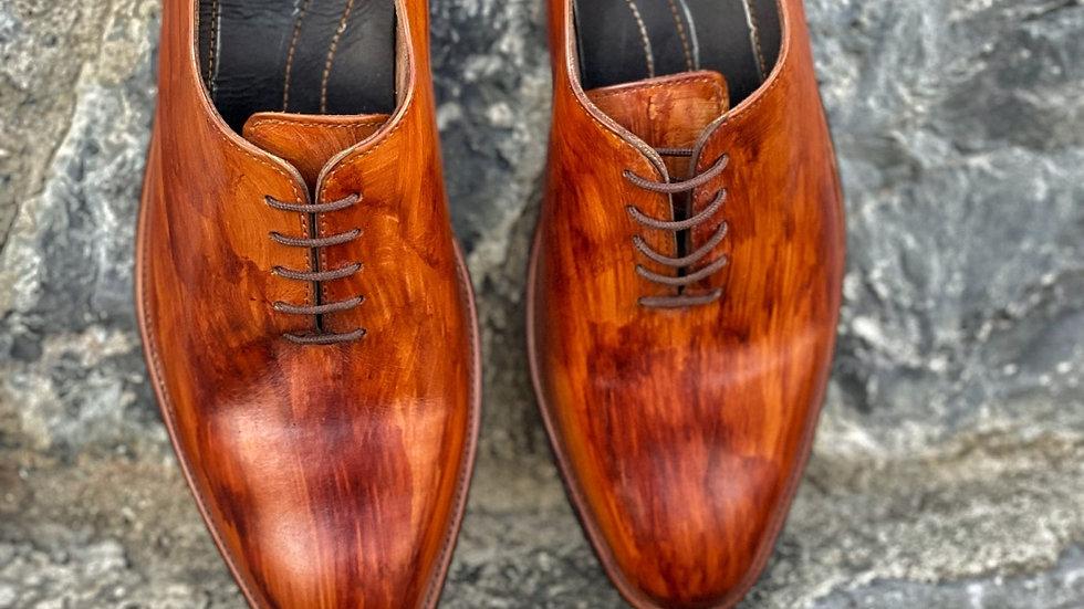 Wooden wholecut