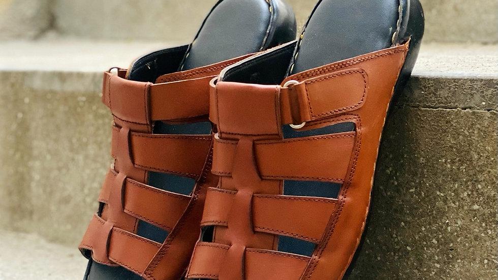 Leather chappal / sandal
