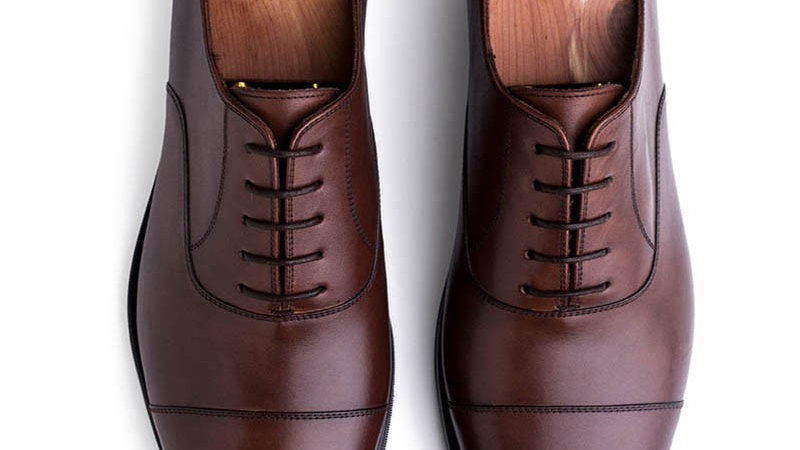 Brown Classic Oxford