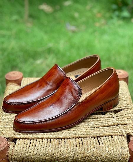 Wooden loafer