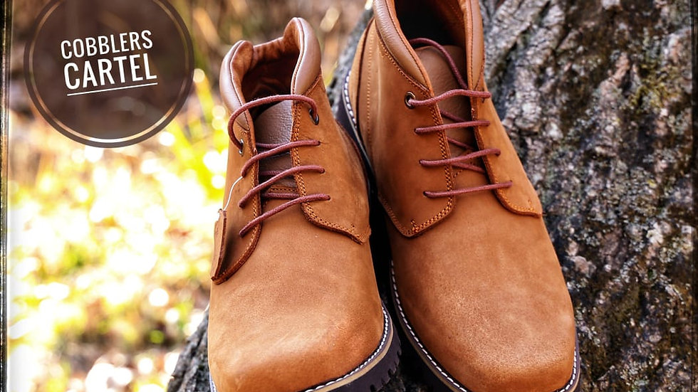 Yosemite Digger Style Adventure Shoes for Men