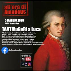 TANTIAuGuRi a Luca, ore 20:40 parteciper