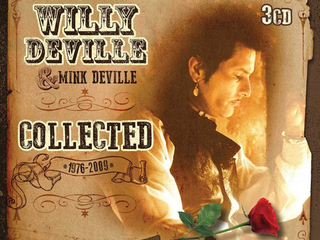 Collected 1976 - 2009, Willy Deville & Mink Deville