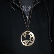 "Area Award Jewelry/ Metalsmithing ""Untitled"""