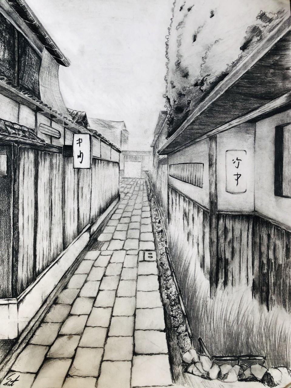 Secret in Japan