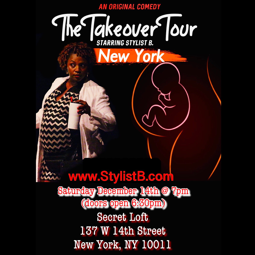 The Takeover Tour - New York