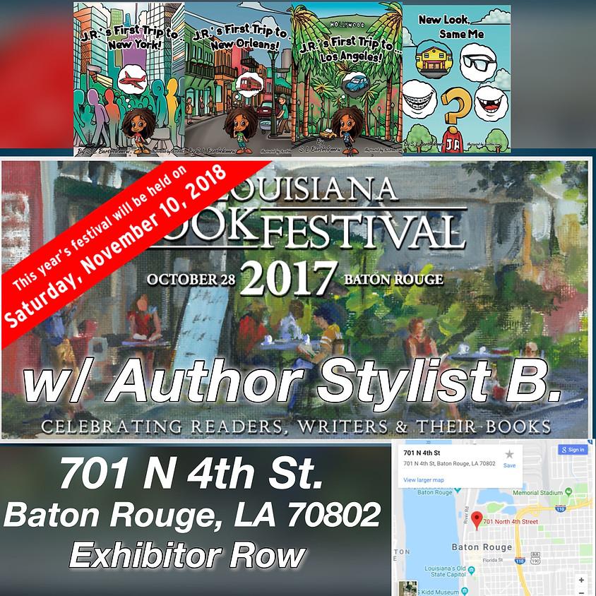 Louisiana Book Festival 2018