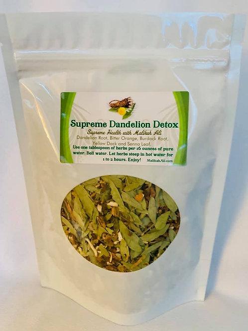 Supreme Dandelion Detox