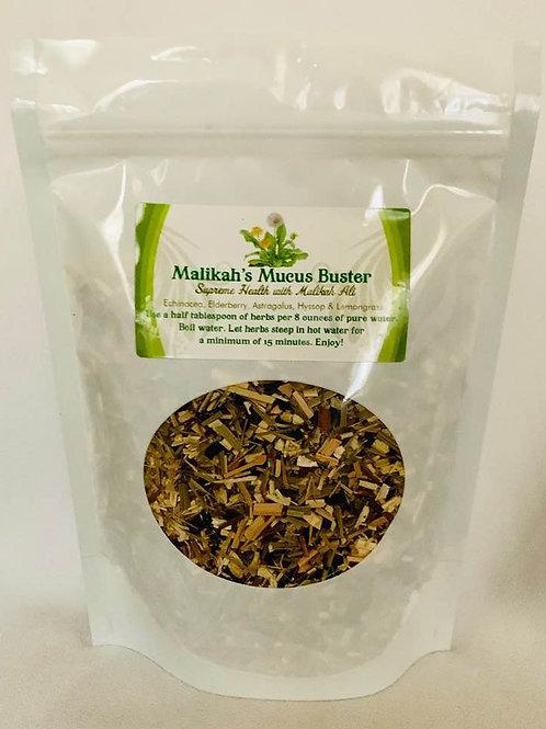 Malikah's Mucus Buster