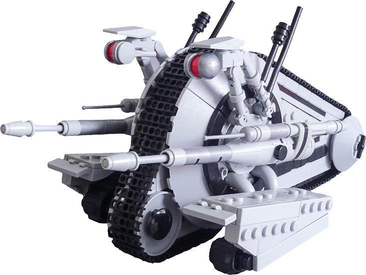 Snail Tank Droid