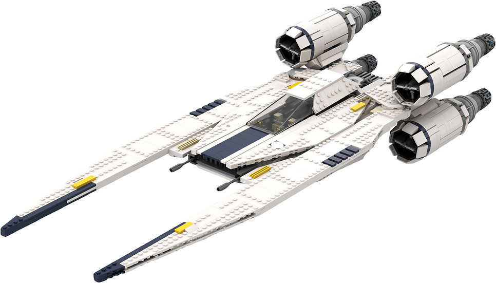 U-Wing Starfighter
