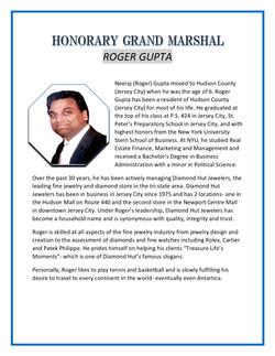 roger's bio